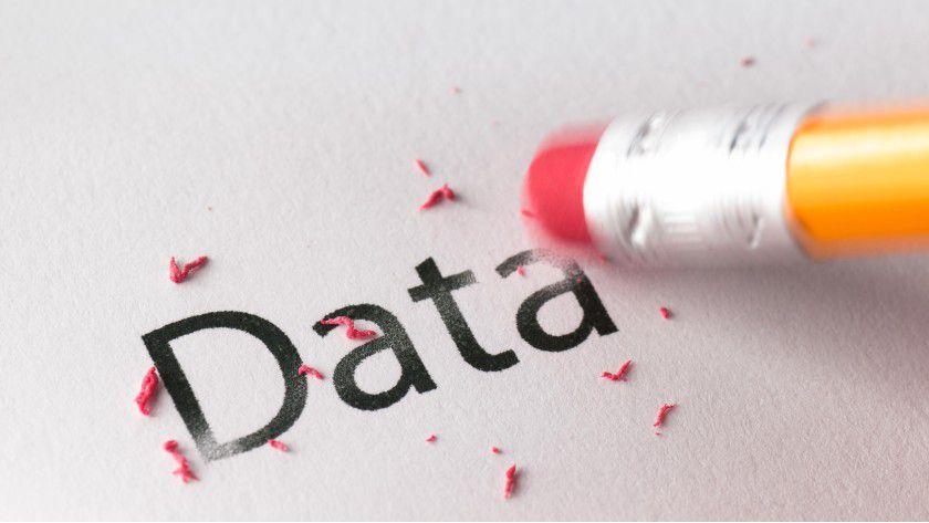 Unternehmen sind verpflichtet, personenbezogene Daten zu löschen, wenn kein ausreichender Grund mehr besteht, sie länger vorzuhalten.