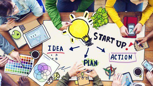 """Im """"Planspiel"""" können geplante Geschäftsprozesse besser geprobt und nachvollzogen werden."""