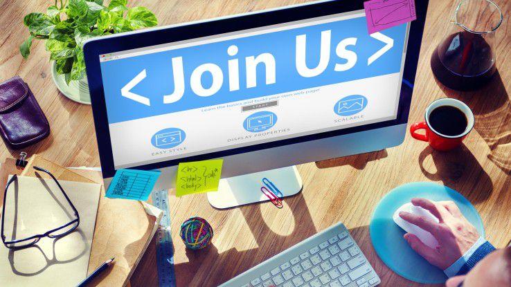 Immer mehr Unternehmen suchen und adressieren die potenziellen Mitarbeiter von morgen im Internet.