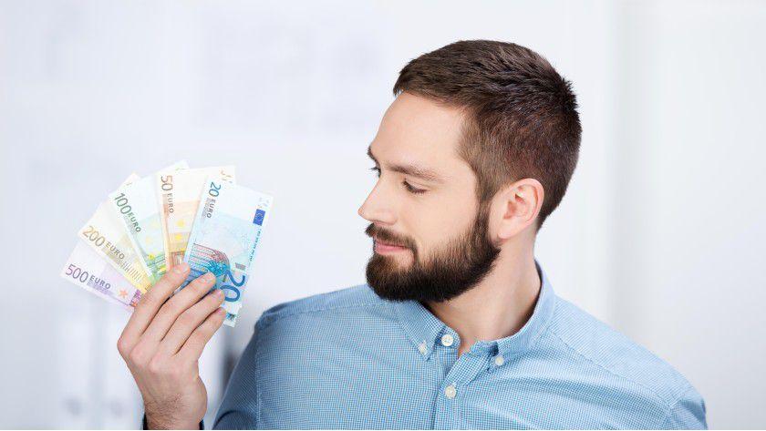 Angehende Informatiker erwarten ein Einstiegsgehalt von 46.200 Euro.