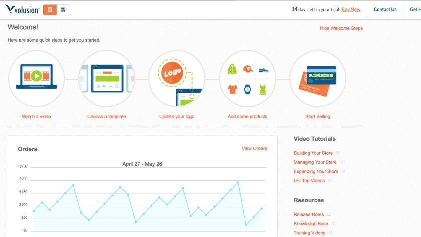 In Sachen User Experience macht das Tool mit einem modernen und professionellen Userinterface einen guten Eindruck.
