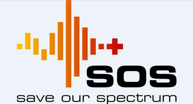 Die Initiative SOS - Save Our Spectrum warnt vor den Konsequenzen eines unüberlegten Ausverkaufs der Frequenzen.