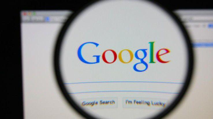 Google im Visier der EU: noch ist nicht abzusehen, ob und wenn ja welche Auswirkungen die Beschwerde des App-Herstellers Disconnect auf die laufende Untersuchung der EU-Kommission haben wird.