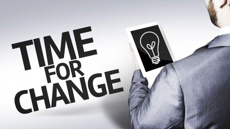 Gute Ideen zu Veränderungen stoßen nicht bei allen Firmenleitern auf Zuspruch.