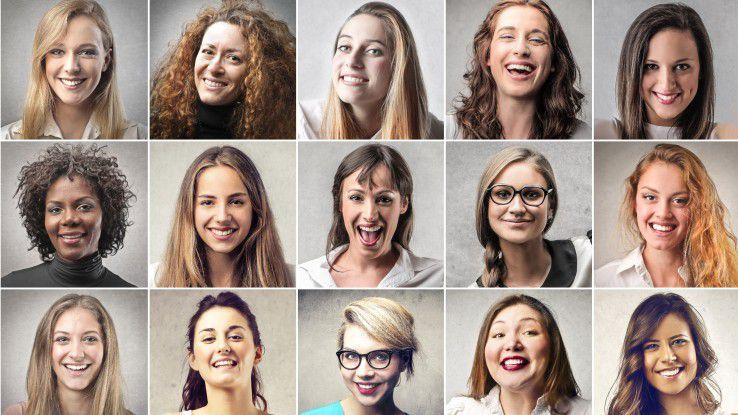 Um Frauen in die IT zu locken, braucht es letztlich Vorbilder - immer die einzige zu sein, ermüdet.