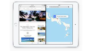 Slide Over, Split View und Picture in Picture: Apple iOS 9 auf dem iPad im Test - Foto: Apple