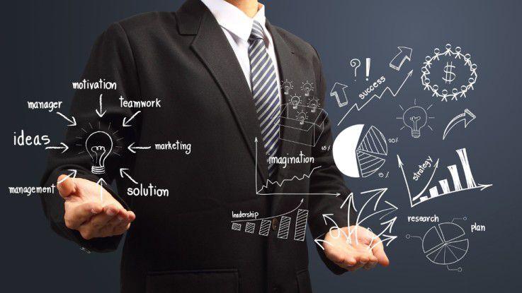 Der Digital Leader muss nicht nur die Technologie, sondern auch die Unternehmensstrategie im Blick haben.