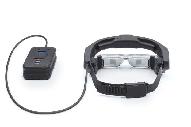 Die neue Epson Moverio Pro BT-2000