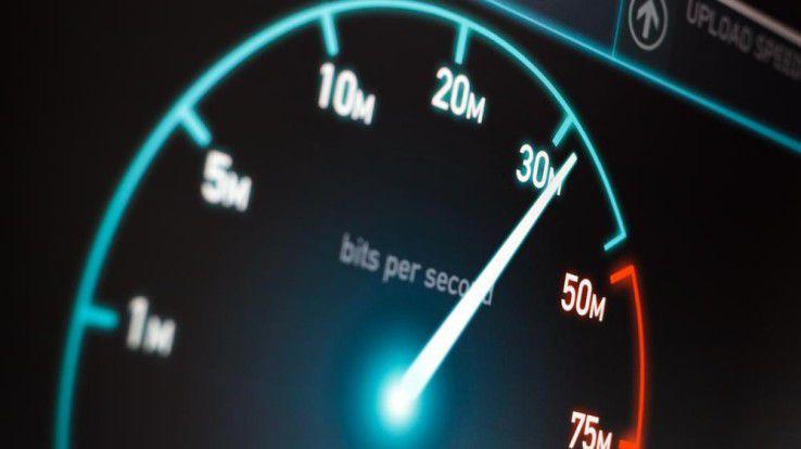 Geht es nach der CDU, könnte bald ein Rechtsanspruch auf einen High-Speed-Netzzugang bestehen.