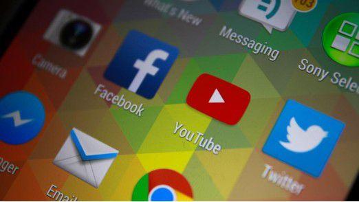 Youtube im Visier: Facebook teilt - zunächst testweise - Werbeeinnahmen von Videos mit den Urhebern.