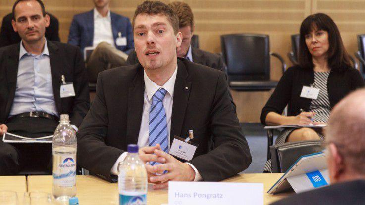 Hans Pongratz, CIO und Vizepräsident der TU München, sieht die Chancen der Cloud, kennt aber auch die Grenzen für eine öffentliche Institution, die vor allem von den geltenden Datenschutzbestimmungen gesteckt werden.