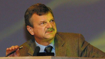 Rainer Fahs stellte den neuen EICAR-Standard vor.