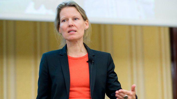 Ruta Aidis, Dell, verfasste eine Studie, aus der hervorgeht, dass die USA das für Frauen geeignetste Land ist, um sich selbständig zu machen.