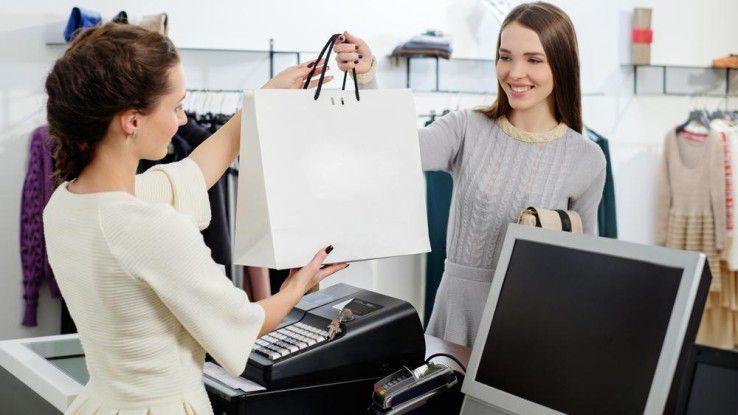 Auch wenn traditionelle Einzelhändler durch Online-Konkurrenten wie Amazon unter Druck geraten,haben sie einige Vorteile.