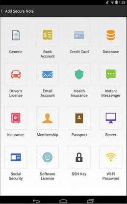 LastPass Password Mgr Premium - Passwort-Safes für Android