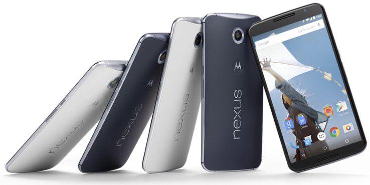 Das Nexus 6 ist im WSV bereits ab 320 Euro erhältlich.