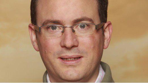 Cyril de Kergommeaux leitet seit September die IT bei Total Deutschland.