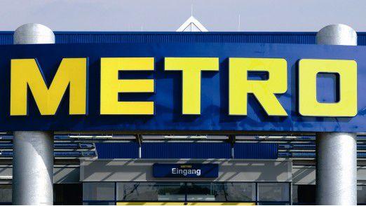 Metro setzt auf die Google-Cloud.