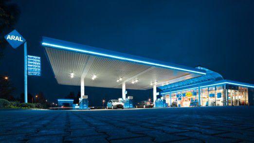 In Deutschland ist BP vor allem mit den Aral-Tankstellen präsent.