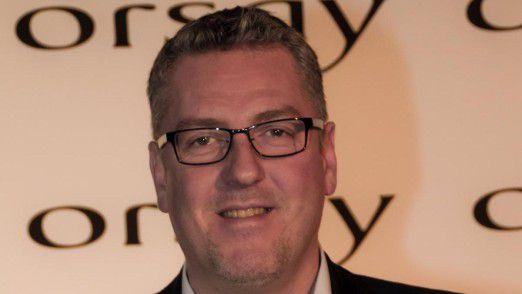 Daniel Gehring ist neuer CIO bei der Modekette Orsay.