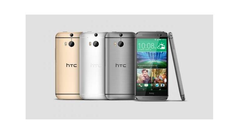 Das HTC One M8s.