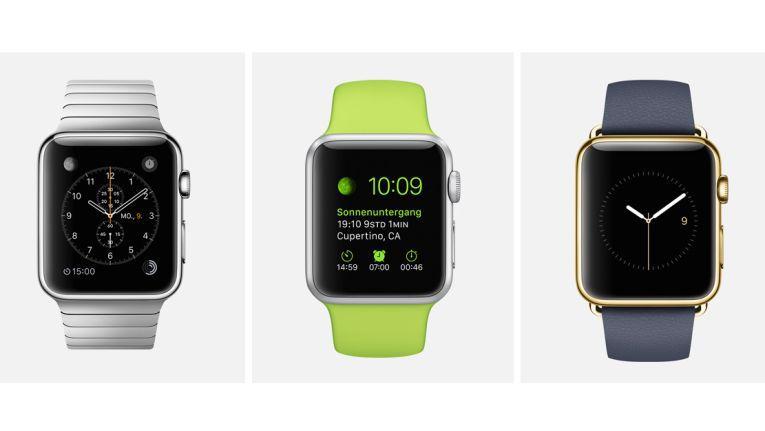 Eine leichte Beute für Langfinger ist die Apple Watch, da ausreichende Schutzmechanismen fehlen.