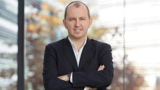Neuer CIO bei Vodafone: Der Belgier Frédéric Vanoosthuyze.