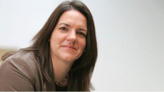 """Ann Miller-Rauch, VP Global Talent Management bei der Software AG: """"Teilzeit war für mich kein Thema""""."""