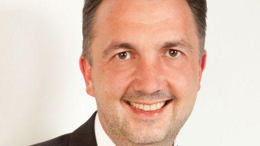 Carsten Soßna leitet ab Juli 2015 die IT bei MLP.