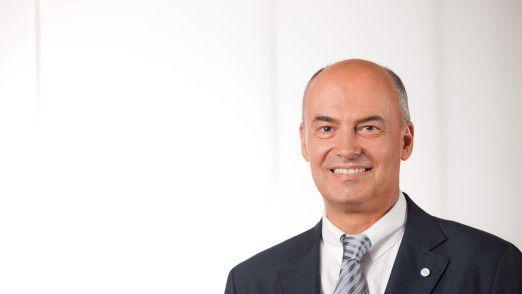 Bayer-CIO Daniel Hartert und sein Projekt Clarity: Technologische Optimierung allein hätte nicht gereicht.
