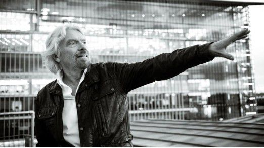 Richard Bransons Untergebene sollten sich ganz sicher sein, bevor wirklich Urlaub nehmen.