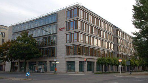 Rund 45 Projekte steuert die Berlin Hyp im Jahr.