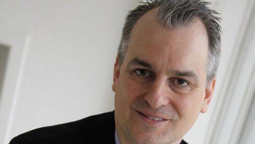 Dirk Altgassen arbeitet seit September 2015 als CIO beim belgischen Baustoffkonzern Etex.