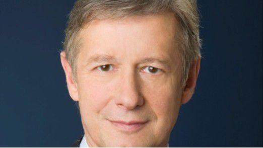 Heinz Züllighoven, Geschäftsführer bei der Workplace Solutions GmbH.