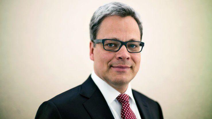 Manfred Knof, Vorstandsvorsitzender der Allianz Deutschland, übernimmt zunächst.