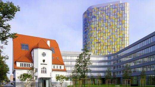 ADAC Zentrale in der Münchner Hansastrasse.