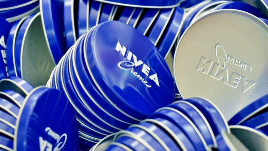 Nivea - die bekannteste Marke im Beiersdorf-Konzern.