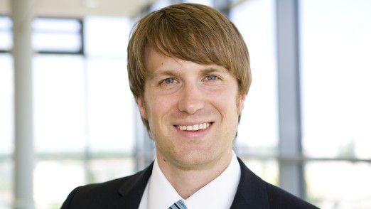 Robin Mager ist neuer Geschäftsführer der itecPlus GmbH.