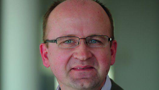 Frank Müthing, CIO vom Hohenstein Institute