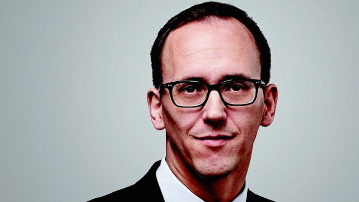 Dr. Ansgar Kirchner ist Head of Industrial Projects Senior Manager bei Airbus