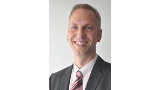 Autor Stefan Weber ist Head of IT Shared Service Center und Mitglied der Direktion bei der PostFinance AG.