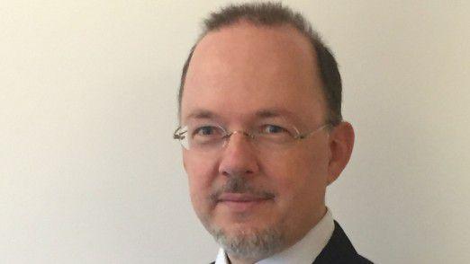 Jürgen Antes ist neuer CIO der Deutsche Bahn Netz AG.