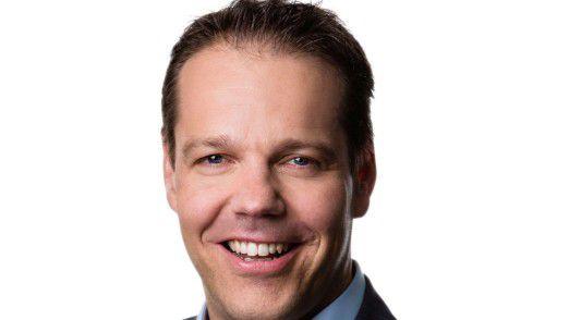 Guido Eidmann ist der neue CIO bei Telefónica Deutschland.