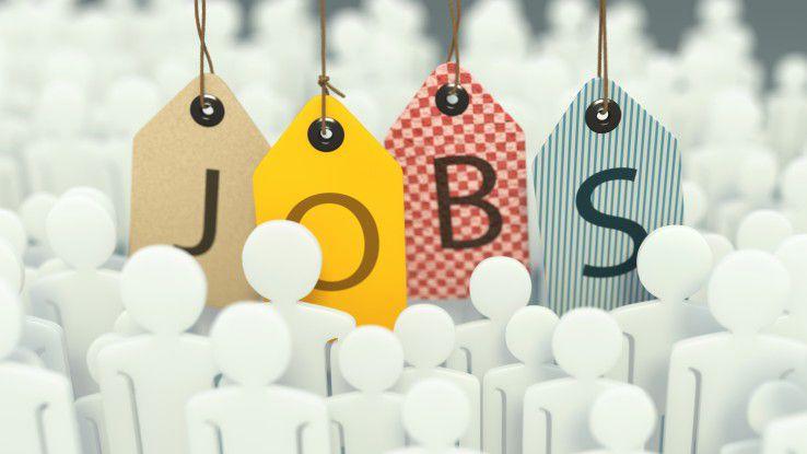 Laut dem DEKRA-Arbeitsmarktreport 2018 sind IT-Berufe erstmals die am häufigsten ausgeschriebenen Berufe auf dem Stellenmarkt.