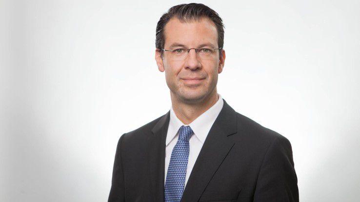 Rolf Werner ist neuer Deutschland-Chef bei Fujitsu.