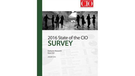 "CIO-Studie ""State of the CIO"""