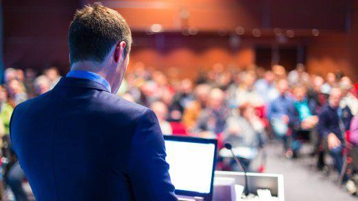 Powerpoint-Präsentationen sind gar nicht so kompliziert. Wir verraten Tipps und Tricks.