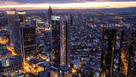 Frankfurt am Main versucht, mit zahlreichen Initiativen attraktiver für Fintechs zu werden.