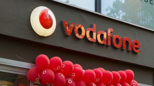 Von einer Störung im Kabelnetz waren am Donnerstag zeitweise mehr als 1,8 Millionen Vodafone-Kunden betroffen.