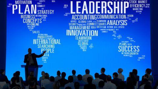 Ein CIO muss mehrere Rollen beherrschen.